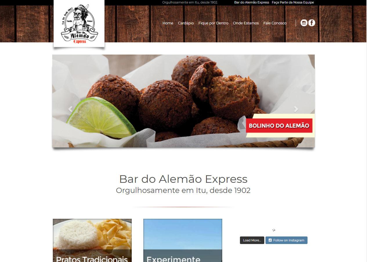 Bar do Alemão Express