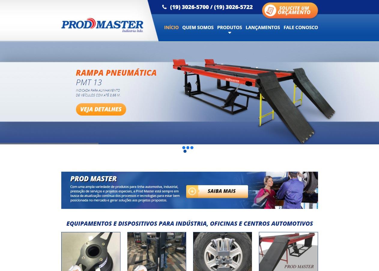 Prod Master – Indústria