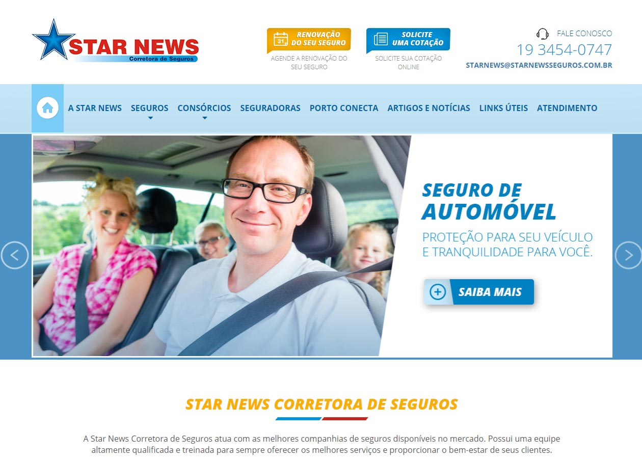 Star News Seguros