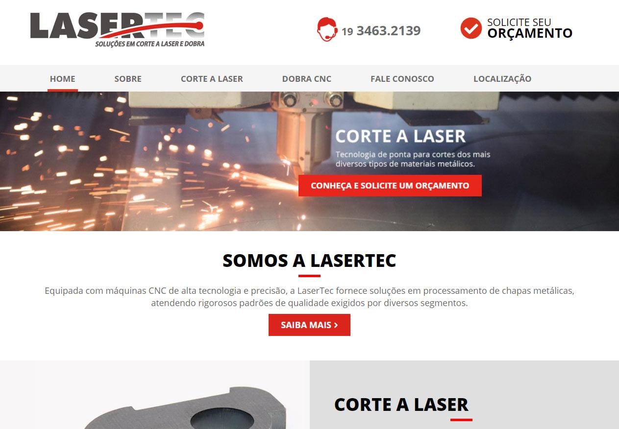 LaserTec – Corte a Laser e Dobra