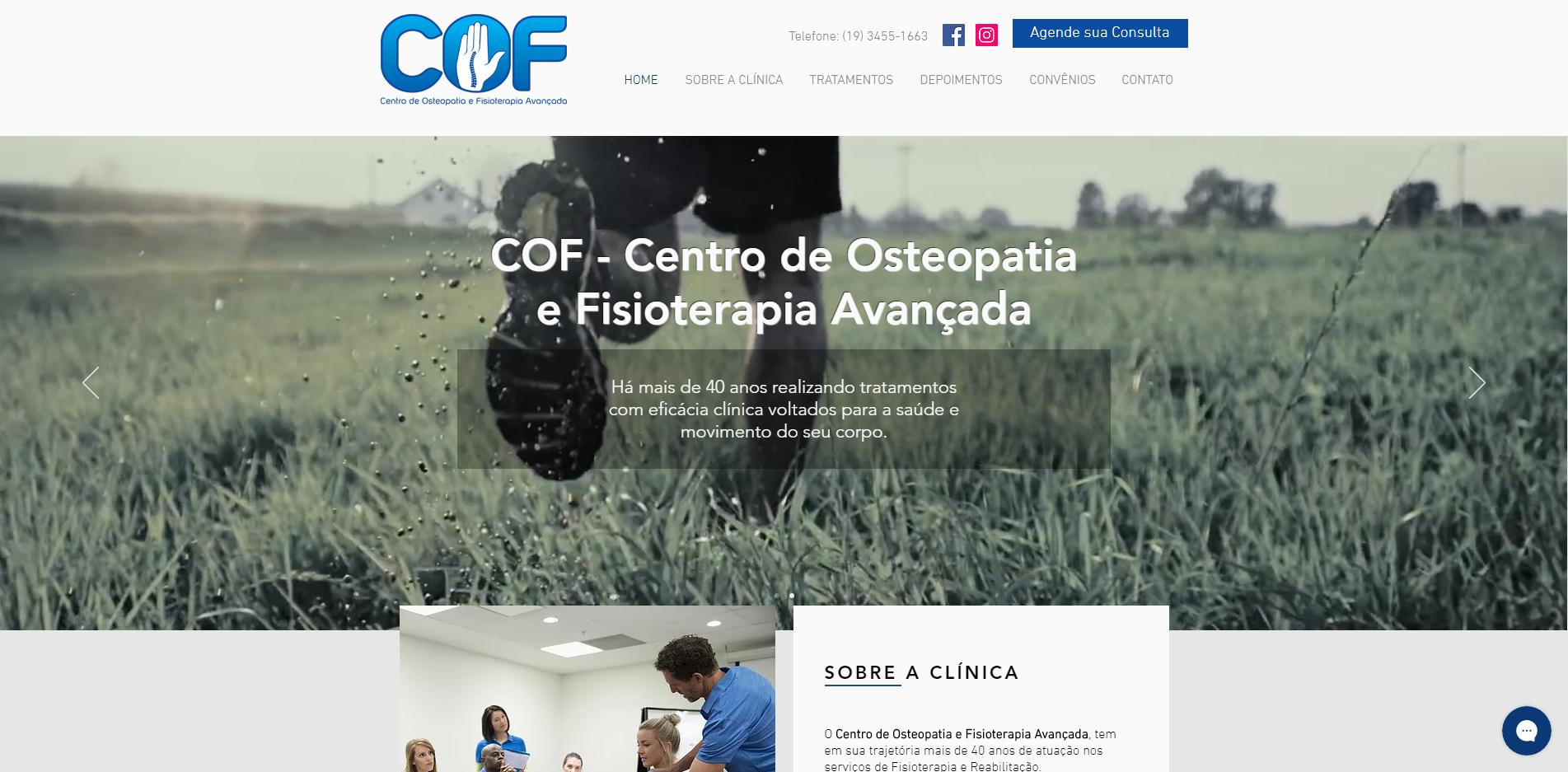 COF Fisioterapia